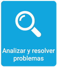 Analizar y resolver problemas