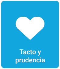 Tacto y prudencia