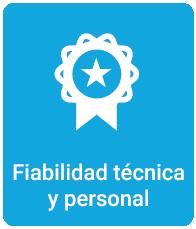 Fiabilidad técnica y personal